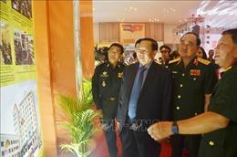 Hơn 200 gian hàng trưng bày tại Hội chợ Thương mại Việt Nam 2018 tại Campuchia