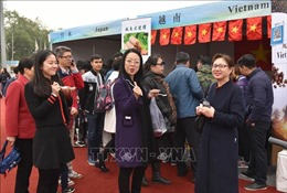 Việt Nam tham gia Hội chợ từ thiện quốc tế thường niên lần thứ 51 tại Indonesia