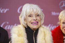 Huyền thoại sân khấu Broadway Carol Channing qua đời ở tuổi 97