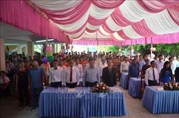 Khai giảng năm học mới cho con em kiều bào tại thủ đô Phnom Penh, Campuchia