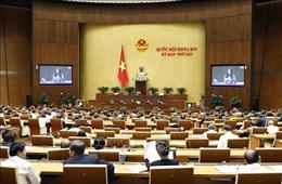 Thông cáo số 18 Kỳ họp thứ 6, Quốc hội khóa XIV