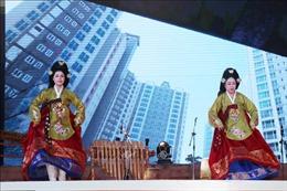 Giao lưu nghệ thuật Đắk Lắk - Jeollabuk (Hàn Quốc)