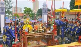 Lễ hội đền Xã Tắc - cột mốc văn hóa nơi biên ải