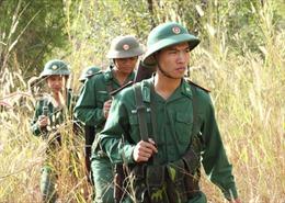 Chuyện về người lính quân hàm xanh trên trận tuyến chống ma túy
