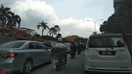 Malaysia áp dụng nhiều biện pháp đảm bảo an toàn giao thông dịp Năm mới