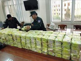 Bắt khẩn cấp kẻ cầm đầu đường dây mua bán gần 600 kg ma túyxuyên quốc gia