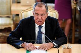 Mỹ rút khỏi INF, Nga bác khả năng Chiến tranh Lạnh