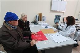 Trời rét, nhiều người cao tuổi nhập viện do đột quỵ