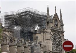 Vụ cháy Nhà thờ Đức Bà Paris: Quỹ đóng góp phục dựng nhà thờ lên tới 1 tỷ euro