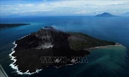 Indonesia lắp hệ thống cảnh báo sóng thần gần núi lửa Krakatau