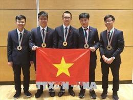 Việt Nam 'gặt hái' tại các kỳ thi Olympic khu vực và quốc tế