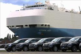Mỹ có thể áp thuế 25% nhập khẩu ô tô từ tuần tới