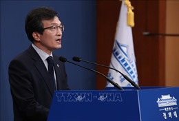 Hàn Quốc họp bàn về thực thi thỏa thuận thượng đỉnh liên Triều