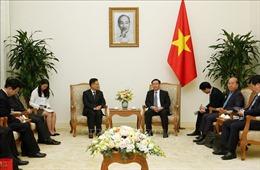 Thúc đẩy hành lang kinh tế Côn Minh - Quảng Ninh - Hải Phòng - Hà Nội- Lào Cai