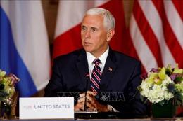 Phó Tổng thống Mỹ kêu gọi đưa ra tuyên bố về hạt nhân trong cuộc gặp thượng đỉnh Trump-Kim