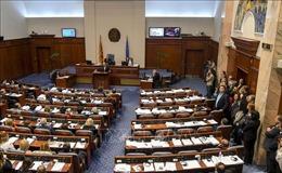 Quốc hội Macedonia thông qua dự luật về đổi tên nước