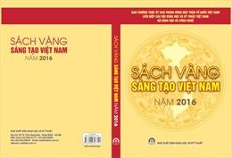 74 công trình, giải pháp sẽ được đưa vào Sách vàng Sáng tạo Việt Nam năm 2019