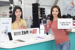 Gallaxy S10 5G lên kệ, Samsung kỳ vọng thúc đẩy thị trường