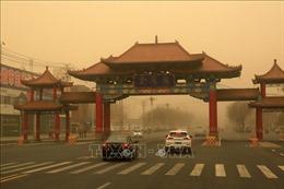 Sương mù dày đặc, Trung Quốc ban bố báo động 'da cam'