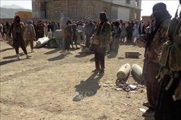 Lực lượng Taliban tuyên bố hoàn tất dự thảo thỏa thuận hòa bình