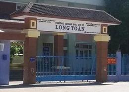 Tạm đình chỉ công tác cô giáo dùng thước đánh học sinh ở Bà Rịa – Vũng Tàu