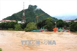 Thiên tai gây nhiều thiệt hại tại các tỉnh miền núi phía Bắc