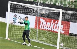 ASIAN CUP 2019: Văn Lâm đủ sức gánh vác trọng trách HLV Park Hang-seo giao phó