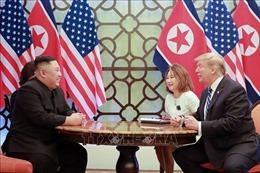 Truyền hình trung ương Triều Tiên phát sóng phim tài liệu Thượng đỉnh Mỹ - Triều Tiên