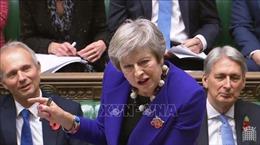 Thủ tướng Anh triệu tập họp kín khẩn cấp về Brexit