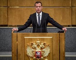 Thủ tướng Liên bang Nga sẽ thăm chính thức Việt Nam từ 18 - 19/11