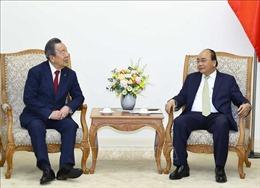 Thủ tướng Nguyễn Xuân Phúc tiếp Tập đoàn Maruhan, Nhật Bản