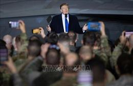 Tổng thống Donald Trump: Kinh tế Mỹ đang ở 'mức tốt hơn bao giờ hết'