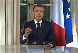 Pháp hối thúc EU xây dựng một 'quân đội châu Âu thực sự'