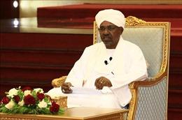 Tổng thống Sudan từ chức