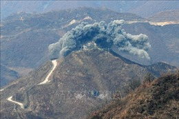 Triều Tiên phá hủy 10 trạm gác tại DMZ