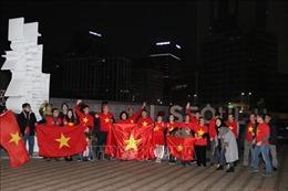 AFF Suzuki Cup 2018: Cảm xúc của người hâm mộ tại quê hương HLV Park Hang-seo