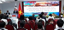 Vun đắp quan hệ hữu nghị hợp tác cùng phát triển giữa Việt Nam - Hàn Quốc