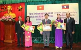 Nhiều cá nhân, tập thể tỉnh Đồng Nai nhận huân chương cao quý của Lào