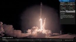SpaceX phóng thành công vệ tinh quân sự đầu tiên
