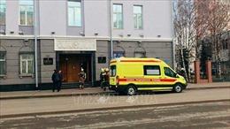 Nga điều tra vụ nổ tại trụ sở FSB theo hướng tấn công khủng bố