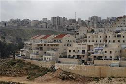 Pháp kêu gọi Israel cân nhắc việc cho phép xây nhà định cư tại Bờ Tây