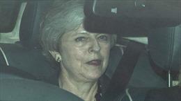 Xe lao vào đoàn hộ tống của Thủ tướng Anh và Bỉ