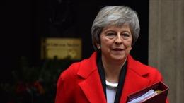 Thủ tướng Anh Theresa May đối mặt bỏ phiếu bất tín nhiệm ngay ngày hôm nay