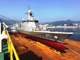 Tàu Hải quân Thái Lan thăm Đà Nẵng