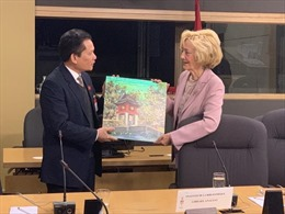 Thúc đẩy mạnh mẽ quan hệ giữa Quốc hội hai nước Canada - Việt Nam