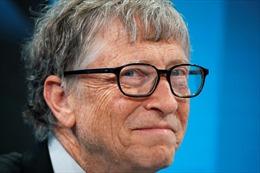 Tỷ phú Bill Gates rút khỏi Hội đồng quản trị Microsoft