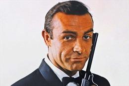 Huyền thoại gắn liền với điệp viên 007 - Sean Connery qua đời