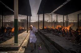 COVID-19 tới 6h sáng 26/4: Ấn Độ lại lập kỷ lục kinh hoàng trên 350.000 ca nhiễm/24 giờ