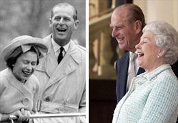 Mối tình sắt son hơn 70 năm của Hoàng thân Philip và Nữ hoàng Elizabeth