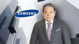 Gia đình cố chủ tịch Samsung lo trả hơn 10 tỉ USD tiền thuế thừa kế